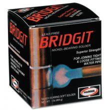 J.W. Harris BRGT61 Ha Bridget Solder 1/8 1#