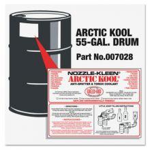 Weld-Aid 007028 Wa 007028 Artic Cool Anti Spatter 55 Gal Drum