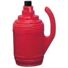 Justrite 12009 Red 4L (1 Gal) Polyethylene Jacket