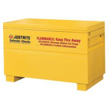 Justrite 16032Y Safety Chest Yellow