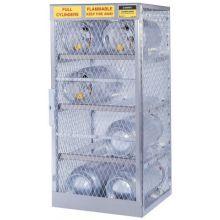 Justrite 23003 Horizontal 8 Cylinderlocker