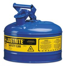 Justrite 7125400 2.5G/9.5L Safe Can Grn