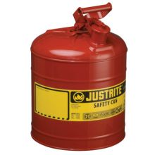 Justrite 7150100 5G/19L Safe Can Red