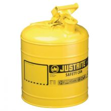 Justrite 7150200 5G/19L Safe Can Yel