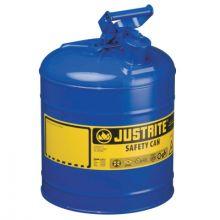 Justrite 7150300 5G/19L Safe Can Blu