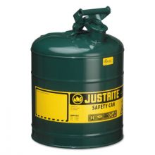 Justrite 7150400 5G/19L Safe Can Grn