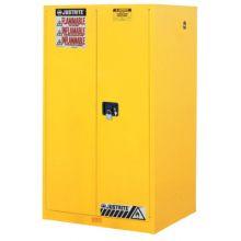 Justrite 896000 60 Gallon Cabinet Manualdoor Yellow