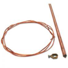 Justrite 915505 Grounding Kit For Outdoor Safety Locker