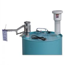Justrite 28202 Aerosolv Deluxe Aerosolcan Disposal Sy