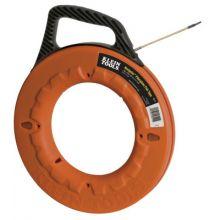 Klein Tools 56010 100' Fiberglass Fish Tape