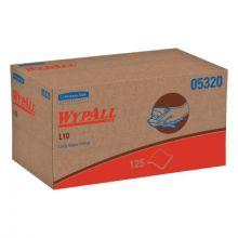 Kimberly-Clark Professional 05320 9X10.5 Wypall L10 Utility Wipe White (18 BX)