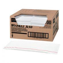 Kimberly-Clark Professional 06053 Wypall X50 Fs Towel White 1/200