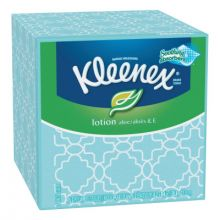 Kimberly-Clark Professional 25829 Kleenex Boutique Lotionfacial Tissue Ca/27 Bxs