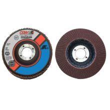 "Cgw Abrasives 39432 4-1/2""X5/8-11 T29 A Cubed Reg 40 Grit Flap Disc (1 EA)"