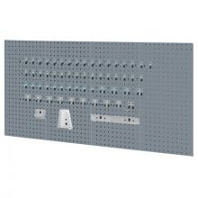 Kennedy 50004UGY 4-Panel Toolboard Set W/60-Piece Toolholder Set