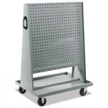 Kennedy 50102UGY Tool Trolley W/60-Piecetoolholder Set