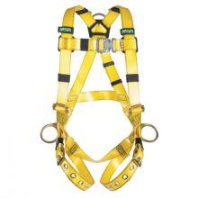 Msa 10155875 Harness  Coated Web  Back D  Hip D  Std