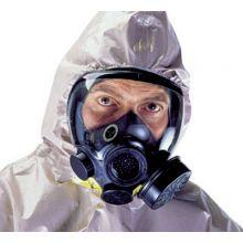 Msa 813860 Small Black Adv 1000 Riot Respirator