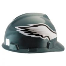 Msa 818406 Standard V-Gard Hard Capw/Philadelphia Eagles