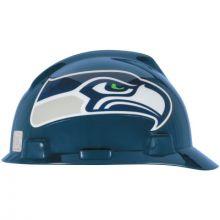 Msa 818410 Standard V-Gard Hard Capw/Seattle Seahawks Logo