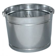 Magnolia Brush 5QT 5Qt Galvanized Metal Pail (1 EA)