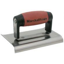 "Marshalltown 14146 136D 6X3 Edger Curved Ends 3/8"" Radius (1 EA)"