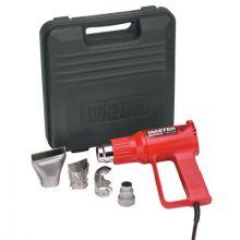 Master Appliance EC-100K Ecoheat Heat Gun Kit W/4 Attcachments And Case