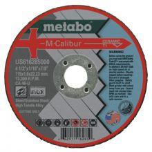 Metabo US616286000 5X1/16X7/8 Ca46U Type 1Slicer Cutting Wheel (25 EA)