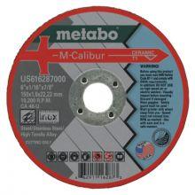 Metabo US616287000 6X1/16X7/8 Ca46U Type 1Slicer Cutting Wheel (25 EA)