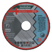 Metabo US616290000 4-1/2X1/4X7/8 Ca46U Type27 Dep. Cntr Wheel (10 EA)