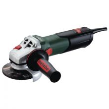 Metabo W9-115Q 4-1/2In Angle Grinder W/Lock-On Sliding Switch