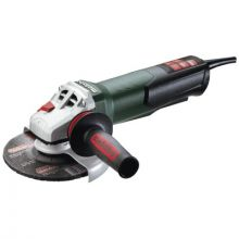 Metabo WEP15-150Q 6In Angle Grinder W/Electronics Nonlocking Paddl