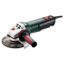 """Metabo WP12-150Q 6"""" Angle Grinder W/Non-Locking Paddle Switch"""