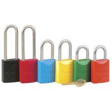 Master Lock 6835LTORJ Orange 5 Pin Safety Lockout Keyed Different (6 EA)