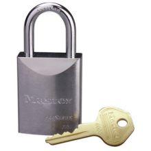 Master Lock 7040LJ 5 Pin Solid Steel Padlock Keyed Different W (1 EA)