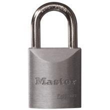 Master Lock 7040 5 Pin Solid Steel Padlock Keyed Diffe (1 EA)