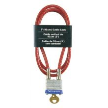 Master Lock 719 Master Lock 3Ft Cable (6 EA)