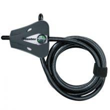 Master Lock 8418D Python Adj Locking Cable  6' X 5/16  Keyed Diff (4 EA)