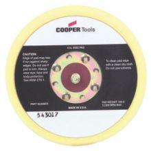 """Master Power 543023 6"""" Hook And Loop Non-Vacpad"""