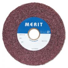 Merit Abrasives 05539563442 Metal Finishing Wheel 8X 1 X 3