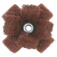 Merit Abrasives 08834188585 Merit Cross Buffs 1-1/2X 1/2