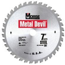 M.K. Morse CSM860AC 8In 60T Alum. Cutting Circular Blade-5/8In Arbor