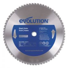 Evolution 15BLADE-ST Steel Cutting Blade 15""
