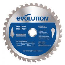 Evolution 180BLADEST Steel Cutting Blade 7""