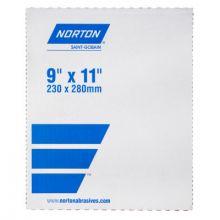 Norton 66261139362 9X11 T414 Blue-Bak Waterproof Sheet 400-A Grit (1 EA)