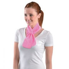 Occunomix 930-PK Miracool Cooling Neck Wrap Pink
