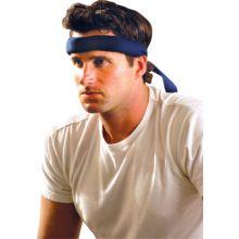 Occunomix 954-CBL Miracool Headband: Cowboy Blue