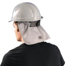 Occunomix 969-FR Miracool Dlx Hat Pad Gray Fr
