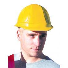 Occunomix V200-00 Vulcan Hard Hat/Ratchet:White