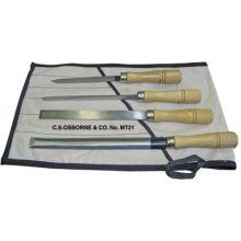 C.S. Osborne MT-31 4Pc Machinists Scraper Set